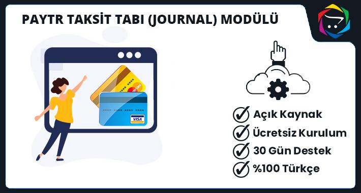 Opencart Paytr Taksit Tabı Sekmesi Modülü