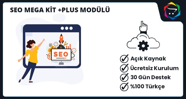 Opencart  Seo Mega Kit Plus Modülü