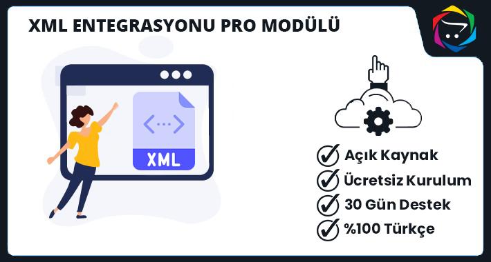 Opencart Xml Entegrasyonu Pro Modülü